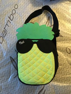 Pink Brand pineapple bag for Sale in Antioch, CA