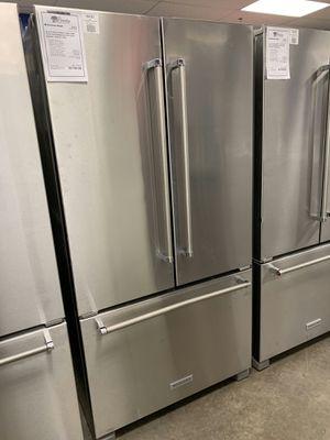 New Discounted KitchenAid Refrigerator 1yr Manufacturers Warranty for Sale in Chandler, AZ