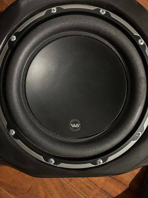 JL Audio 10W6v2 for Sale in Fountain Valley, CA