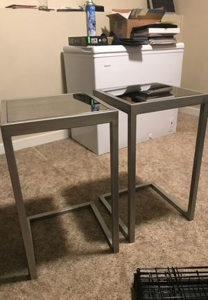 Bed side tables for Sale in Bozeman, MT