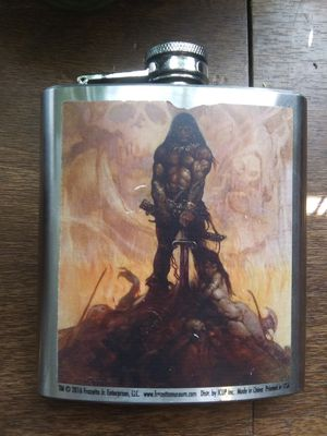 Conan the Barbarian Flask for Sale in Spokane, WA