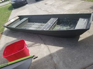 12 ft jon boat for Sale in Clermont, FL