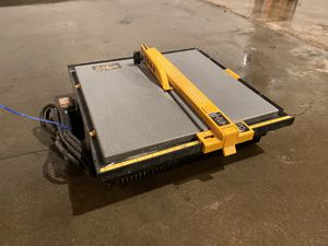 Tile cutter for Sale in Sioux City, IA