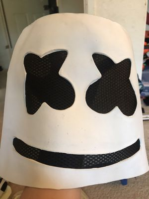 Marshmello Mask for Sale in Riverside, CA