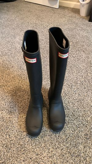 Hunter boots for Sale in Anchorage, AK