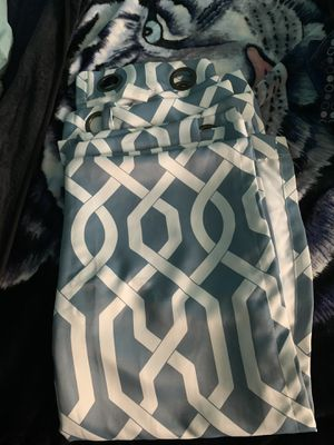 Set of curtains, 52 . 84 inch for Sale in McClellan Park, CA