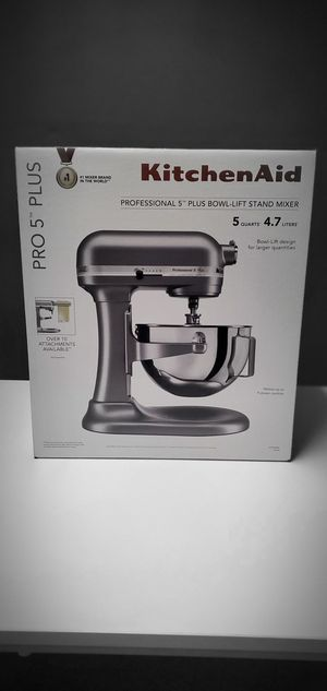 Kitchen Aid Pro 5 Plus for Sale in Bakersfield, CA