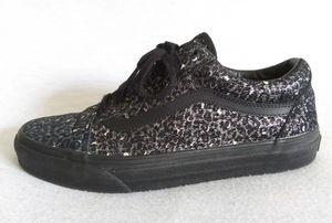 Vans Leopard Womens Shoes Sz 7.5 for Sale in Philadelphia, PA