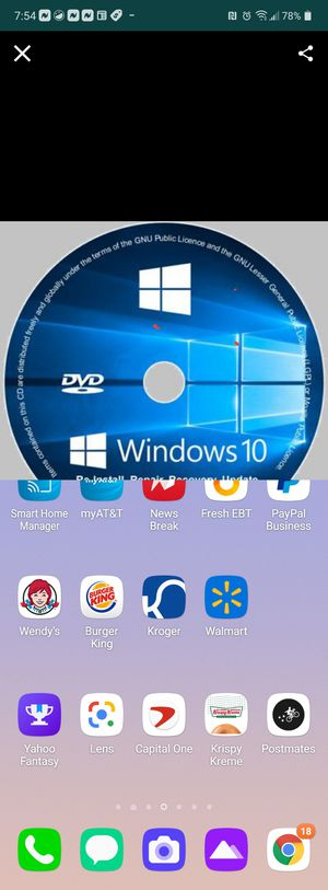 Windows 7 or 10 for Sale in Columbia, SC