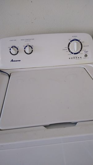 Amana washing machine for sale for Sale in North Las Vegas, NV