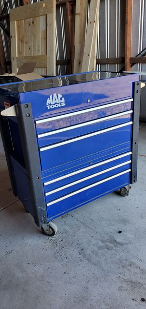 Mac toolbox tool cart for Sale in Modesto, CA