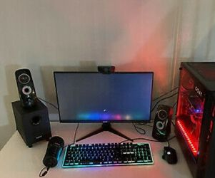 Gaming Pc Setup for Sale in Chula Vista,  CA