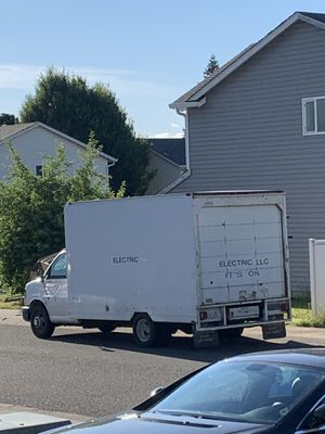 2003 Chevy express box van. for Sale in Vancouver, WA