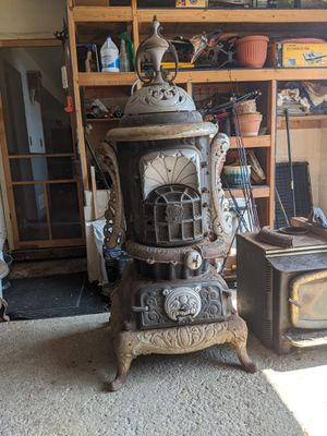 Art Garland wood burning stove for Sale in St. Charles, IL