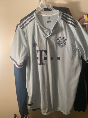 Adidas soccer jersey Bayern Munich for Sale in Monterey Park, CA