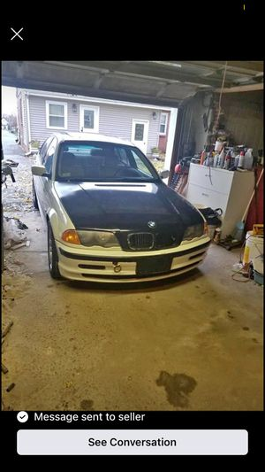Bmw 323i year 2000 for Sale in Springfield, MA