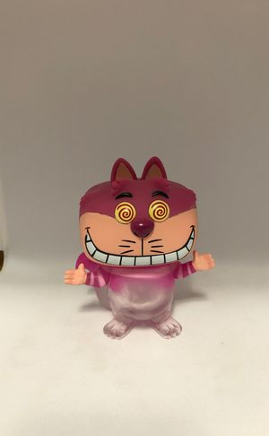 Pop! Disney's Alice in Wonderland. Cheshire Cat translucent. Hot Topic Exclusive. #35. for Sale in Valrico, FL