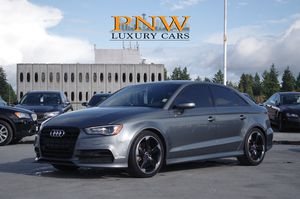 2016 Audi A3 for Sale in Seattle, WA