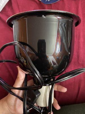 Reptile Black Lamp for Sale in Lancaster, CA