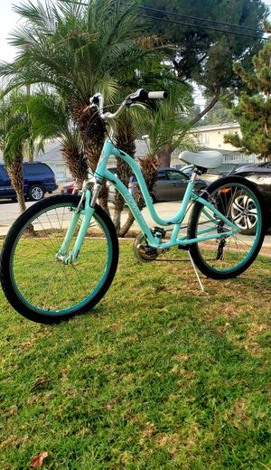 """Electra """"townie 21D"""" step through beach cruiser 21 speed 26"""" EXCELLENT CONDITIONS!! for Sale in Whittier, CA"""