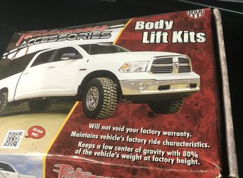 Ford ranger 3inch Body lift kit 2001-2011 for Sale in Elgin,  IL