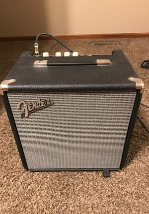 Fender amplifier. for Sale in Hilliard, OH