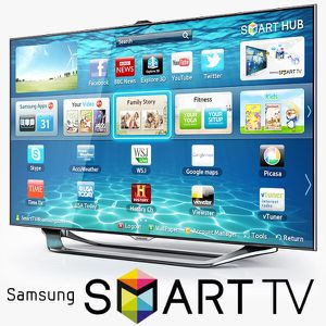 Samsung smart TV 60 Inch for Sale in Queens, NY
