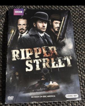 RIPPER STREET (season 1-2) for Sale in Tamarac, FL