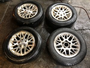 Jeep rims and tires for Sale in Pumphrey, MD