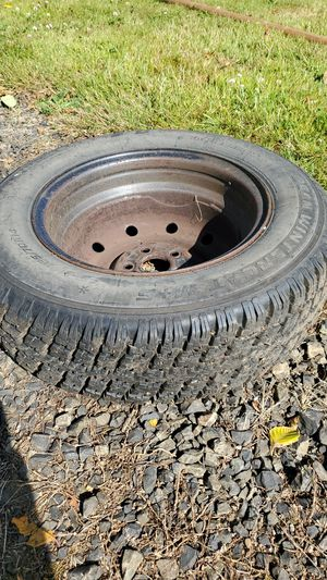 Dean Wintercat M+S studded tires with rims. for Sale in Montesano, WA