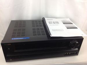 ONKYO AV HDMI Receiver HT-R390 + Manual, WORKS for Sale in Indian Rocks Beach, FL