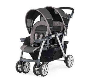 (New ) Chicco Cortina Together Double Stroller in Meridian for Sale in Kingsburg, CA