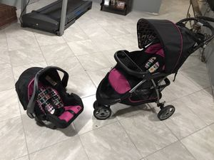 Brand new car seat and stroller for Sale in Rose Hill, KS