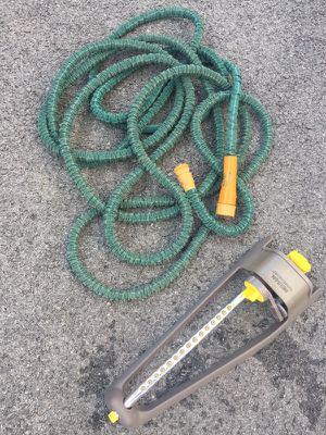 Hose & Sprinkler for Sale in Chicago, IL