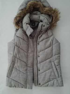 Puffer vest with hood for Sale in Fort Worth, TX
