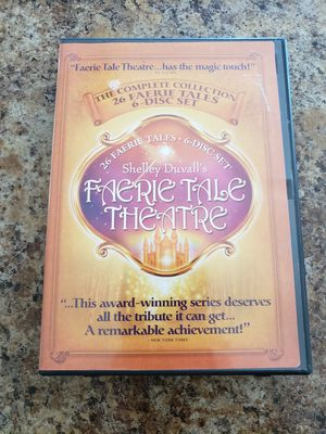 Shelly Duvall's Faerie Tale Theatre DVD Collection for Sale in Hollywood, FL