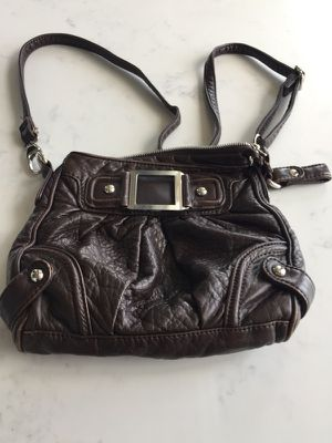 Brown leather cross body for Sale in Chicago, IL