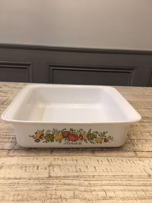 Mid century Corning Ware casserole dish for Sale in Park Ridge, IL