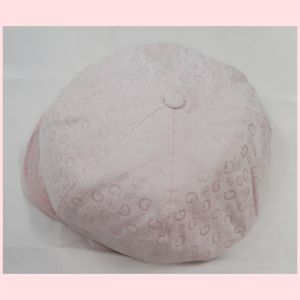 Guess Pink Newsboy Cap Hat for Sale in Mount Dora, FL