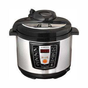 Electric Pressure Cooker Kitchen Olla de Presión Eléctrica 5.2 QT Premium PPC1058D for Sale in Miami, FL