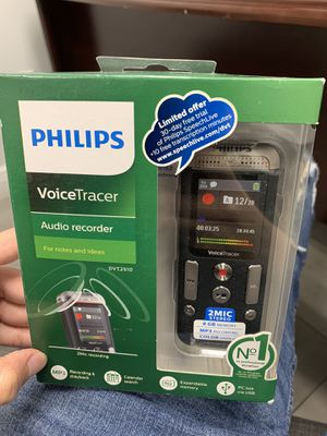 Philips VoiceTracer for Sale in Miami, FL