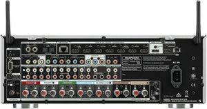 Marantz SR5012 7.2 Channel Full 4K Ultra HD Network AV Surround Receiver with HEOS Black, Works with Alexa (Discontinued by Manufacturer) for Sale in Akron, OH