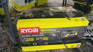 Ryobi 1600psi pressure washer for Sale in Atlanta, GA