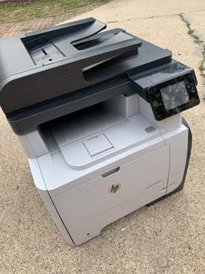 HP LaserJet Pro MFP M521dn All-in-One Printer for Sale in Elmhurst, IL
