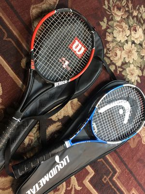 Tennis Racquets/Rackets 😁 for Sale in Lodi, CA
