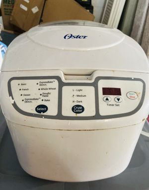 Oster bread maker-model 5838 for Sale in Casselberry, FL