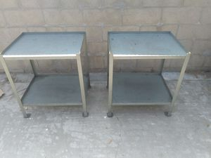 Metal tables for Sale in Santa Ana, CA