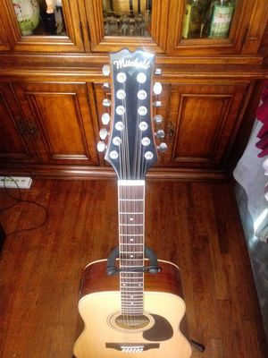 Mitchell 12 string for Sale in Los Angeles, CA