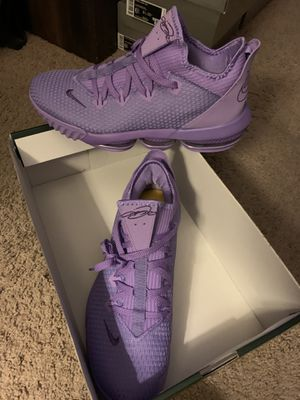 LeBron 16 Low Size 10.5 Men for Sale in Los Angeles, CA
