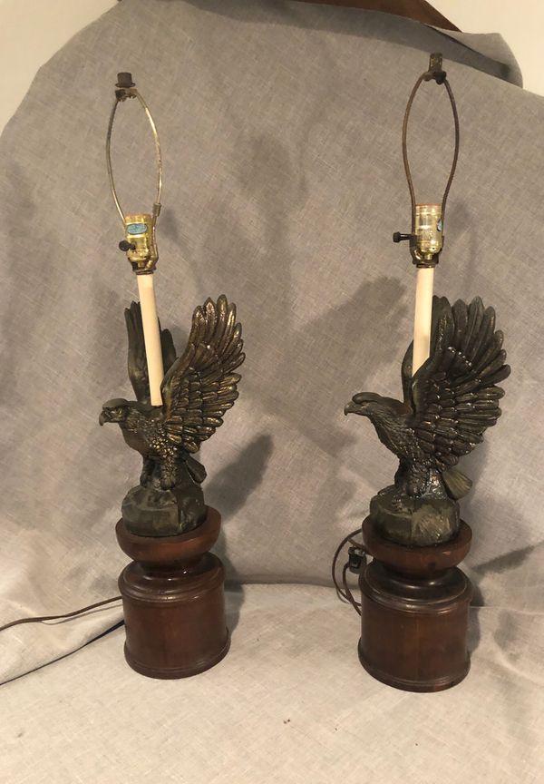 Vi rage eagle lamps